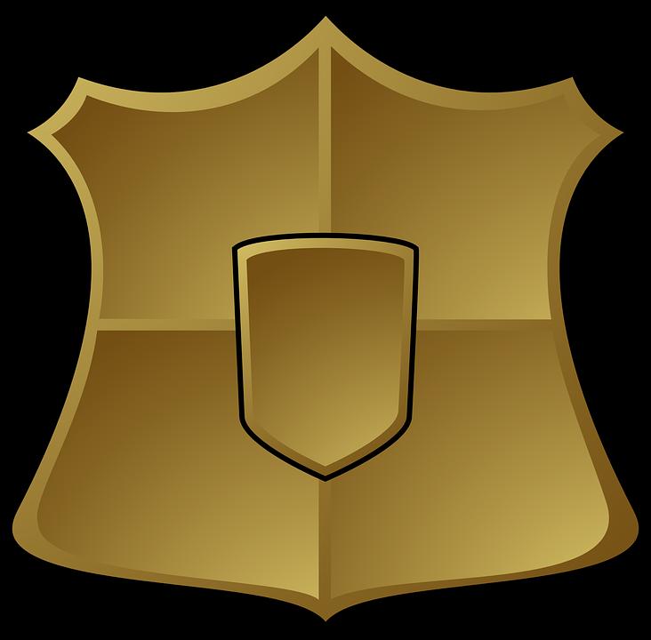 732x720 Shield clipart beautiful shape
