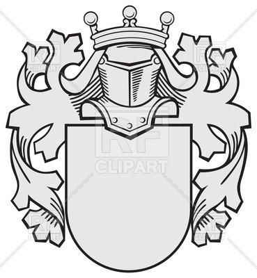 369x400 Knightly Heraldry