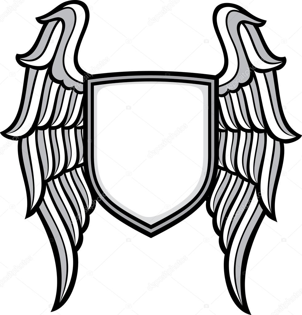 981x1023 Depositphotos 27034983 Stock Illustration Shield And Wings.jpg