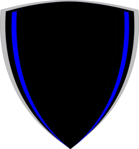 277x297 Bar and shield clipart image