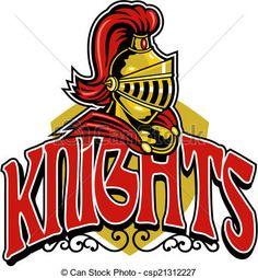 236x254 Knight Logo Clipart