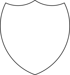 276x298 Police Shield Clipart