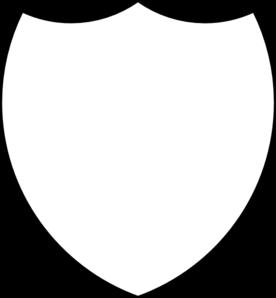 276x298 Police Shield Clipart