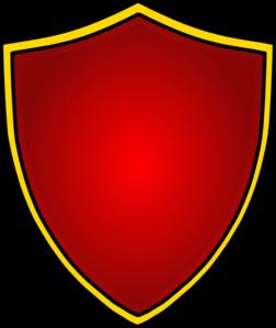 252x299 Shield Clipart