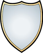 150x186 Shield Outline Clipart