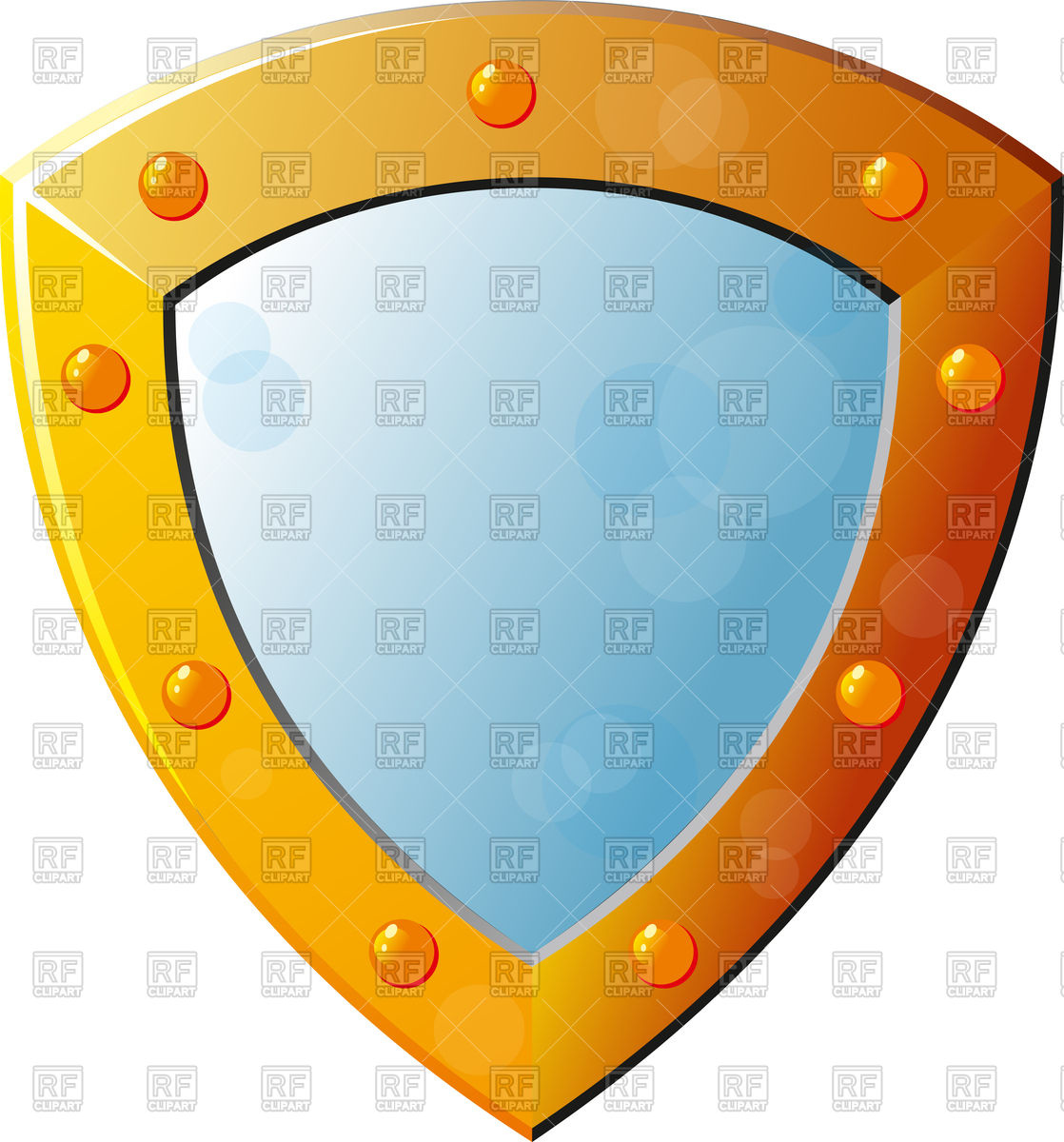 1118x1200 Beautiful Knight Shield Royalty Free Vector Clip Art Image