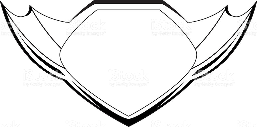 1024x507 Shield Clipart Superhero Shield