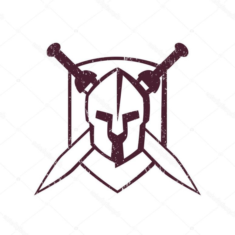 775x775 Top 300 Spartan Sword And Shield Vector Pictures Clip Art