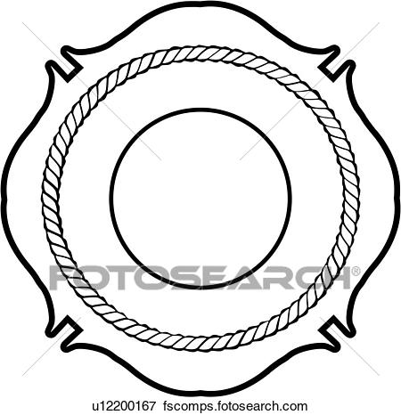 450x466 Clip Art Of , Badge, Badge, Department, Emergency, Emergency