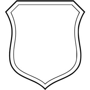 300x300 Shield Shapes