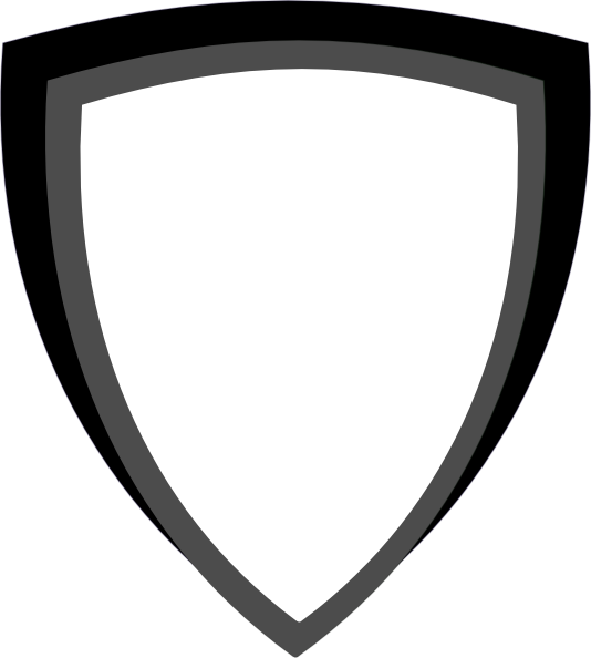 534x594 Vector Shield Clip Art Png Png Mart