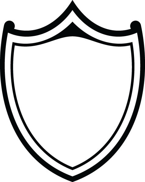 476x600 Shield Clipart Medieval Shield