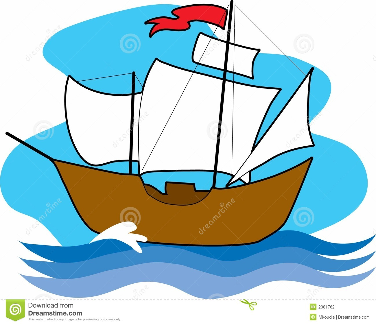 1300x1124 Sailing Ship Clipart Ship Sailing