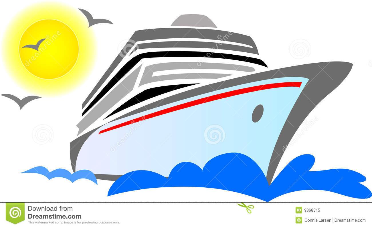 1300x797 Cruise Ship Clipart