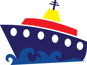 300x223 Ship Boat Clip Art