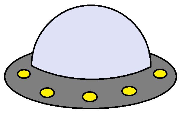 623x392 Spaceship Clipart