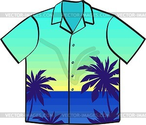 300x257 Hawaiian Shirt Clip Art Many Interesting Cliparts