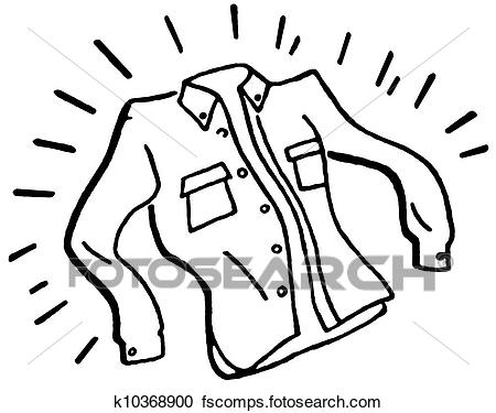 450x375 Clip Art Of A Black And White Version Of Ironing Checkered Shirts