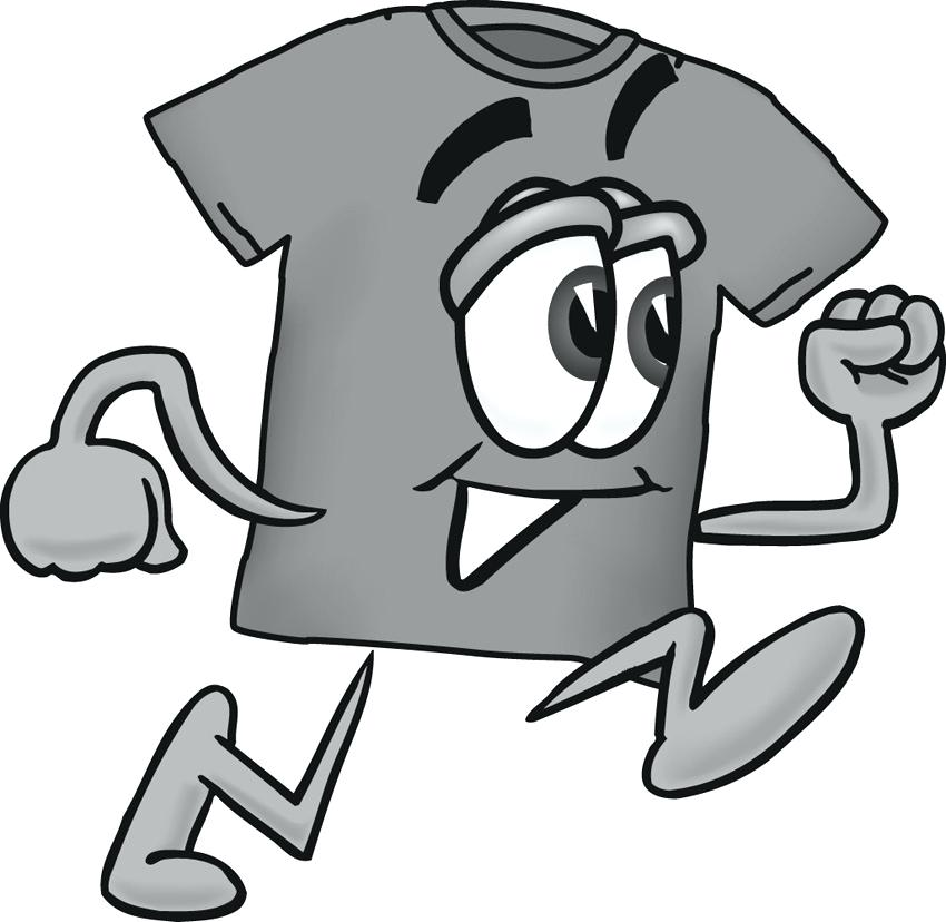 850x828 Free Clipart Images T Shirt Clip Art Black And White Library Free
