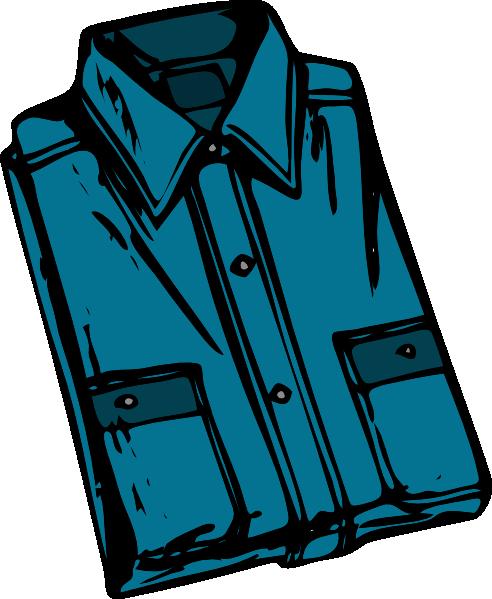 492x599 Clothing Shirt Clip Art Free Vector 4vector