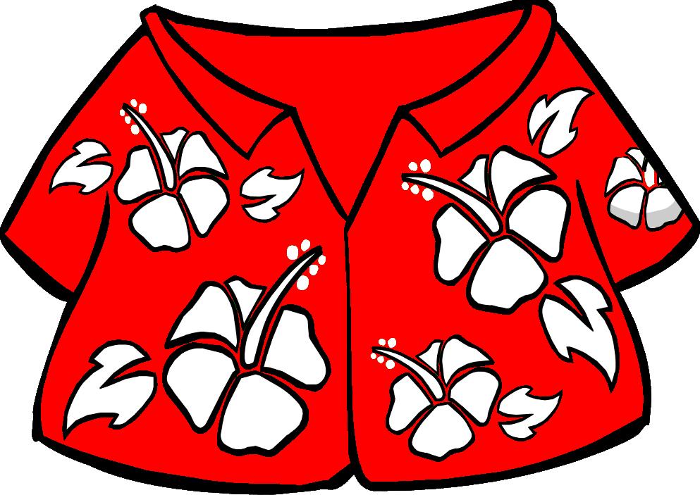 993x703 Best Hawaiian Shirt Clip Art