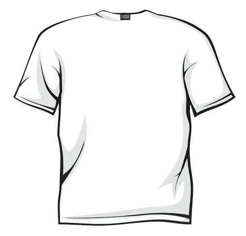 500x480 Top 10 Tee Shirt Clip Art