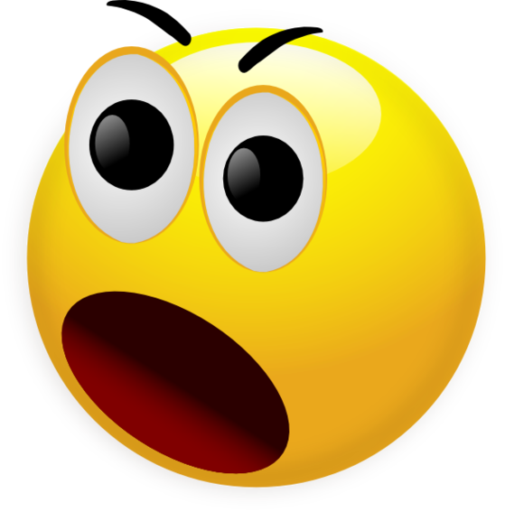559x567 Shocked Face Clip Art Many Interesting Cliparts