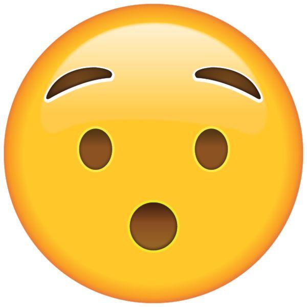 600x600 Best Shocked Emoji Ideas Like Emoji, Emoticon