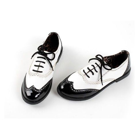 483x483 Best 25+ White oxford shoes ideas Vintage shoes