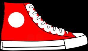 297x174 Red Shoe Clip Art