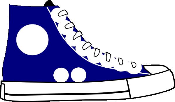 600x351 Tennis Shoe Clip Art