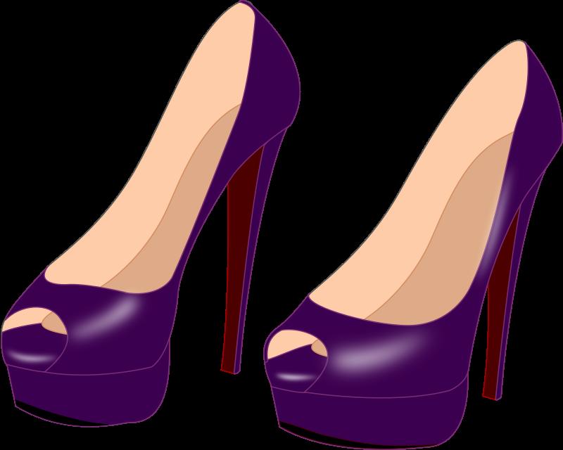800x640 Top 60 Shoe Clip Art