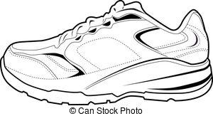 300x163 Shoe Clip Art