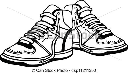 450x257 Sport Shoes Clipart, Explore Pictures