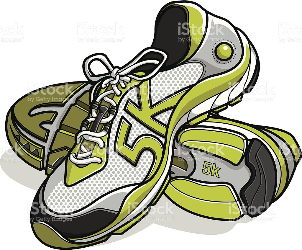 1024x847 Gym Shoes Clipart Runner