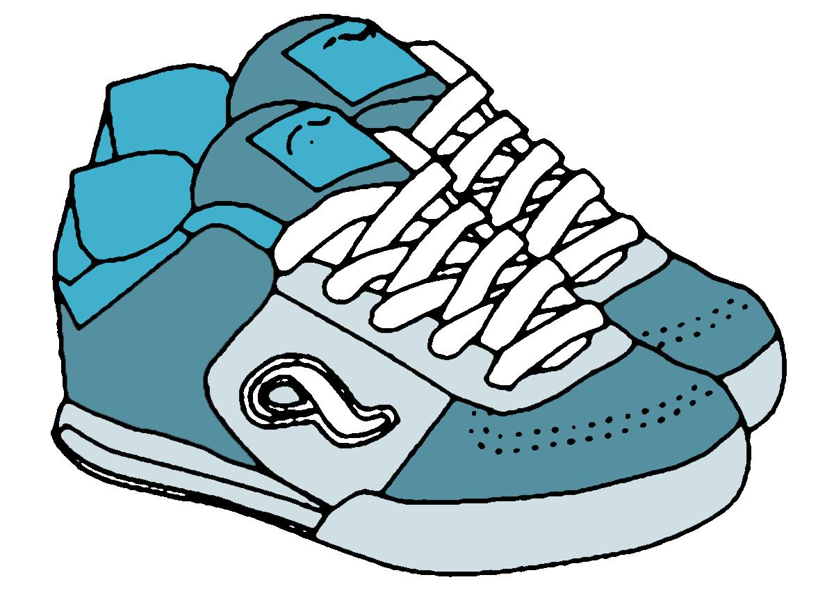 1200x850 Shoes Clip Art