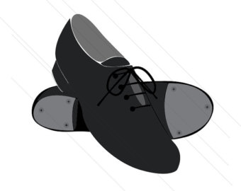 340x270 Tap Shoes Clogging Shoes Clip Art