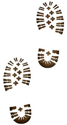 229x428 Boots Shoes Shoe Print Clip Art Yes To Vbs Clip