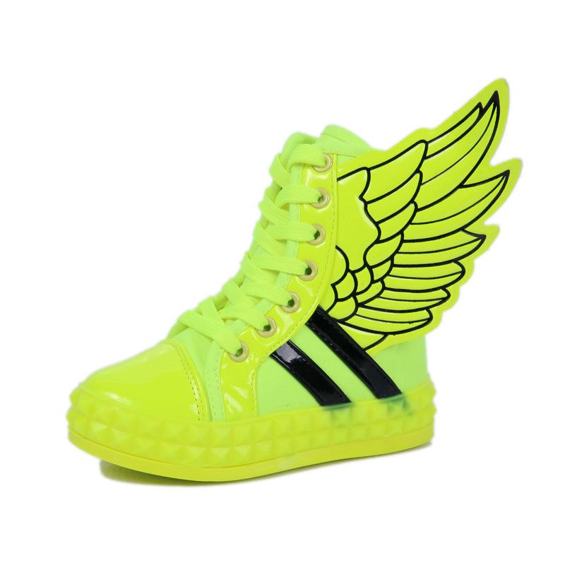 800x800 Fashion Children Sneakers Girls Boots Canvas Pu Kids Shoes Boy
