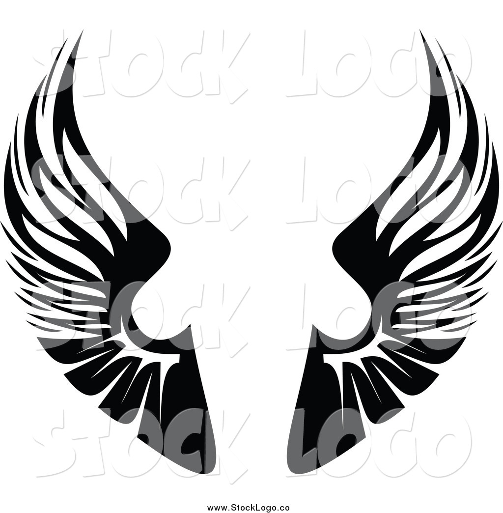 1024x1044 Wings Clipart Logo Design