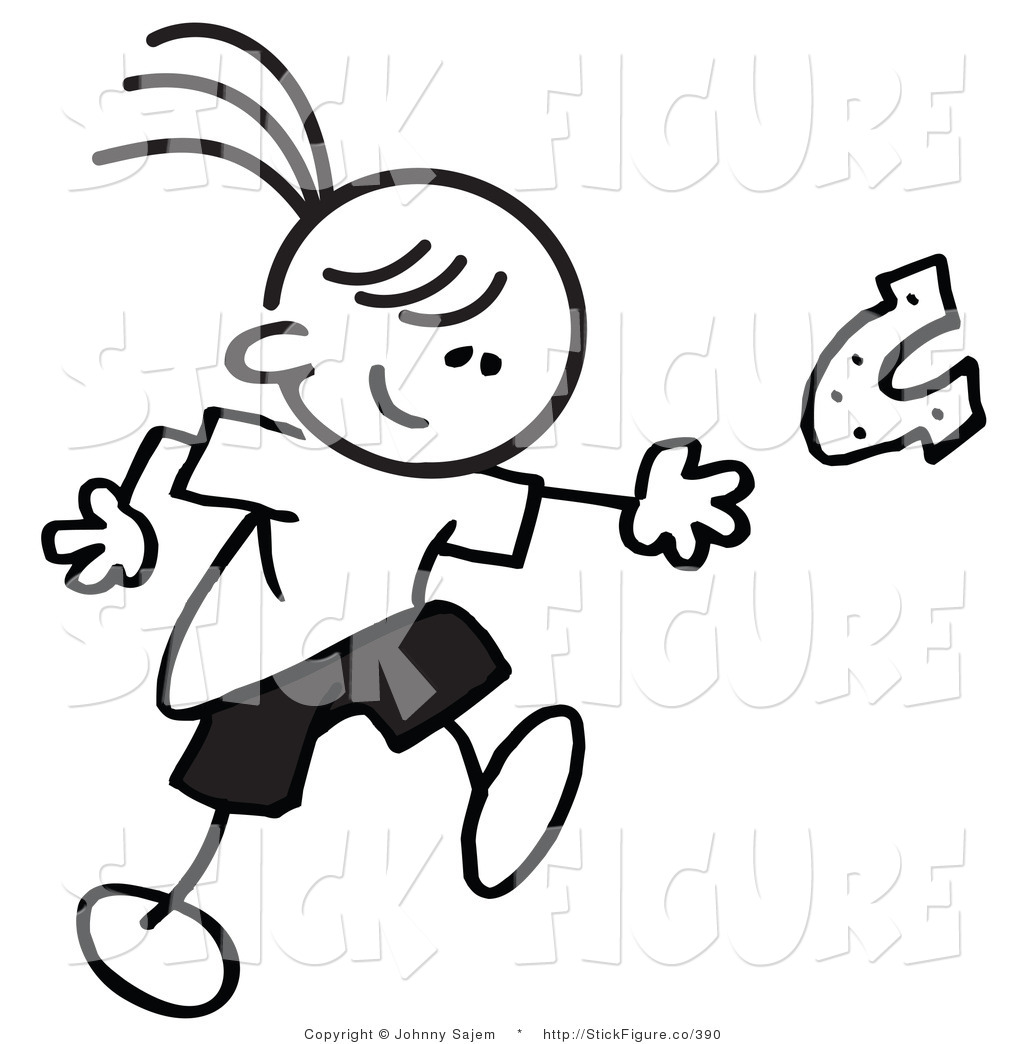 1024x1044 Clip Art Of A Black And White Figure Stick Girl Throwing Horse