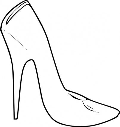 403x425 Download High Heel Shoes Women Fashion Clip Art Vector Free