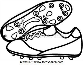 350x273 Soccer Shoes Clipart 101 Clip Art