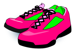 300x192 Karson Blaster Shoes Clip Art
