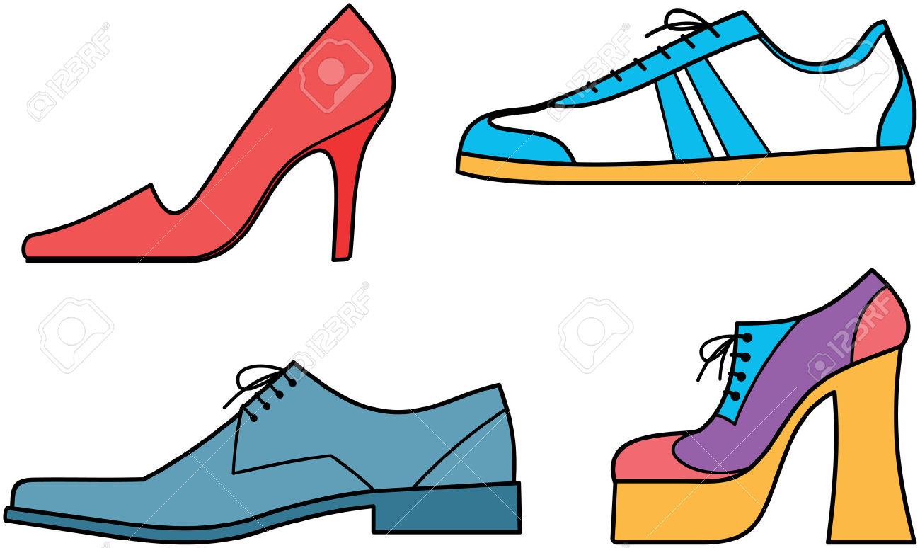 1300x774 Man shoe clipart, explore pictures
