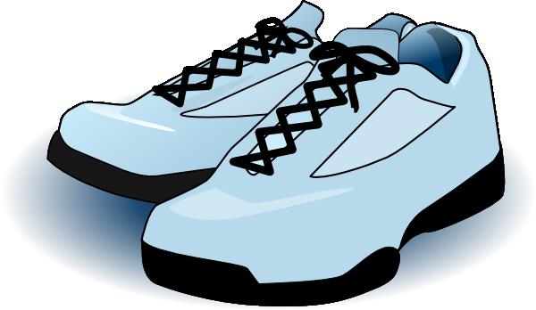 600x348 Shoe clip art free clipart images 2 clipartcow
