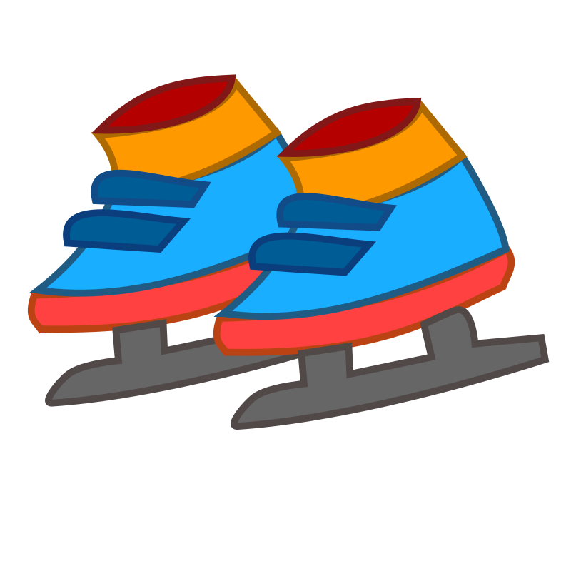 800x800 Free Kids Shoes Clipart Image