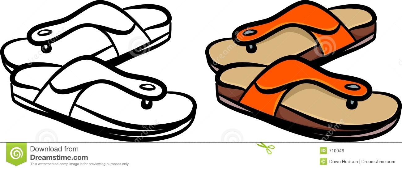 1300x550 Shoe Clipart Sandal
