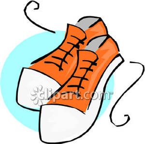 300x297 Shoe Clipart Walking Shoe