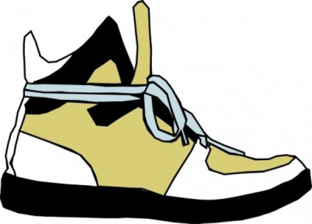 626x449 Shoes Sneaker Clip Art Free Clipart Images Image